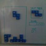 Magneten Tetris