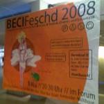 BECI Feschd Plakat