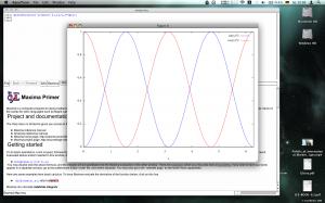 xmaxima-sin^2(x),cos^2(x)